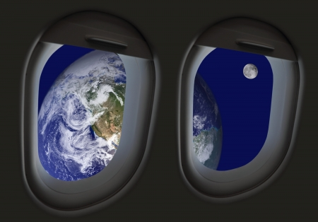 Future space travel   photo