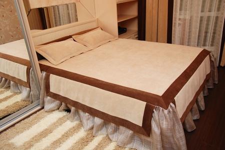 Luxurious Bedroom. Stock Photo - 13403232