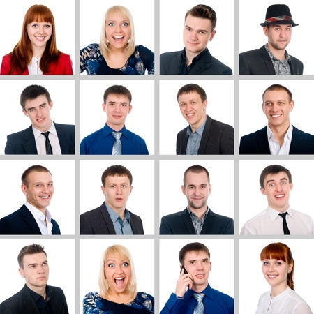 composition: Composition of successful young people.