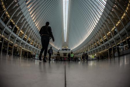 Westfield World Trade Center (Westfield World Trade Center) Sajtókép