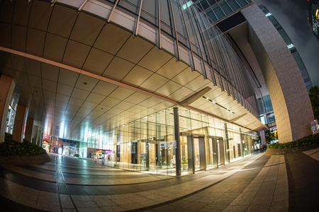 Stylish building image