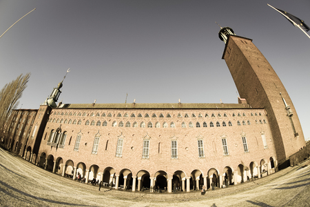 Stockholm City Hall (Sweden)