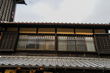 Kawagoe of streets and small Edo 版權商用圖片