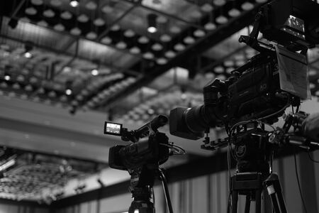 Of the television camera captured images