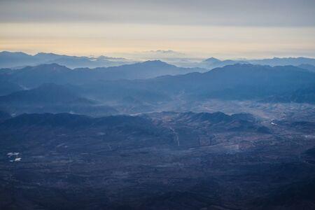 Image of Chinas mountainous regions 版權商用圖片
