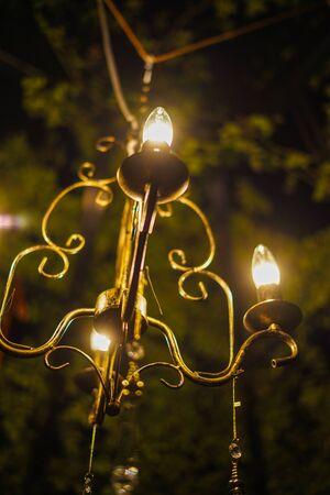 Image of stylish lighting fixtures