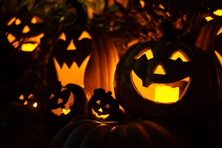 Image of Halloween jack lantern