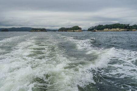 Matsushima Landscape (The Three Most Scenic Spots in Japan, Miyagi Reflection)