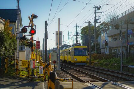 Streets of Gotokuji and Setagaya Line