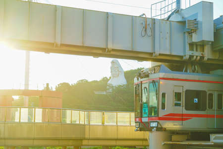 Shonan Monorail (Kamakura, Kanagawa Prefecture)