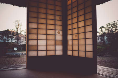 Edition of the old house. Shooting Location: Tokyo metropolitan area