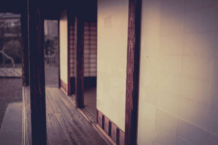 Edition of the old house. Shooting Location: Tokyo metropolitan area Standard-Bild