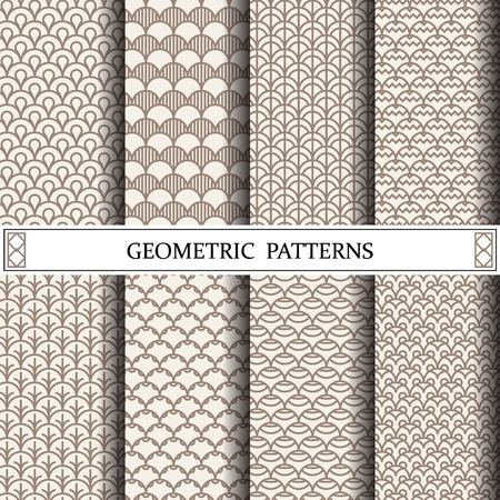 geometric curve vector pattern,pattern fills, web page, background, surface and textures
