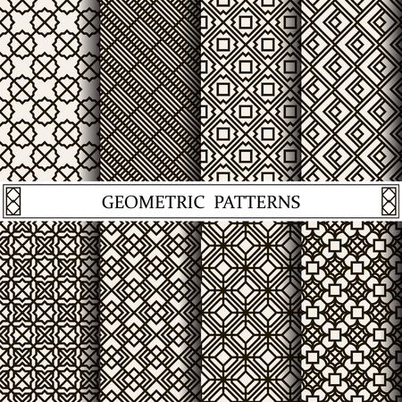 geometric vector pattern,pattern fills, web page, background, surface and textures Stock Vector - 102138599