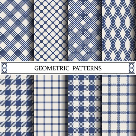 geometric vector grid pattern,pattern fills, web page, background, surface and textures