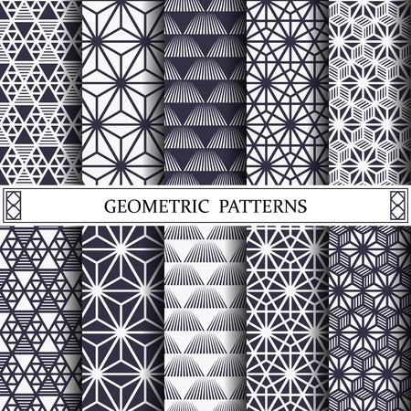 Triangle geometric vector pattern,pattern fills, web page, background, surface and textures