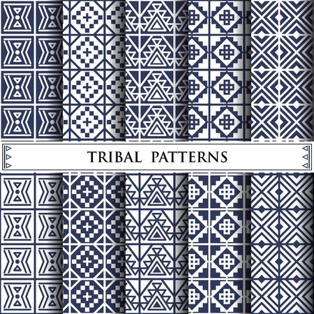 tribal vector pattern,pattern fills, web page background,surface textures