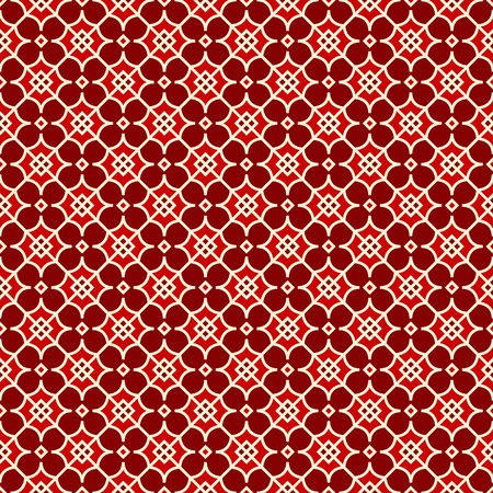Asian vector pattern for web page background and surface textures Illustration