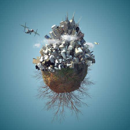 arbol raices: mundo no es suficiente