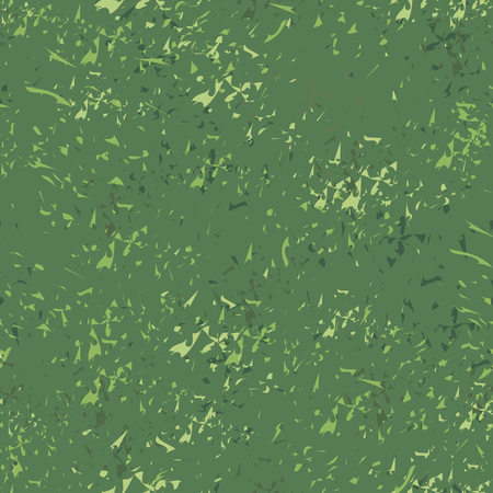 Bright summer seamless pattern in of green grass or moss on the clearing 版權商用圖片 - 95873658