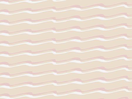 white coffee pink light wavy calm Sandy striped serene cute background Ilustração