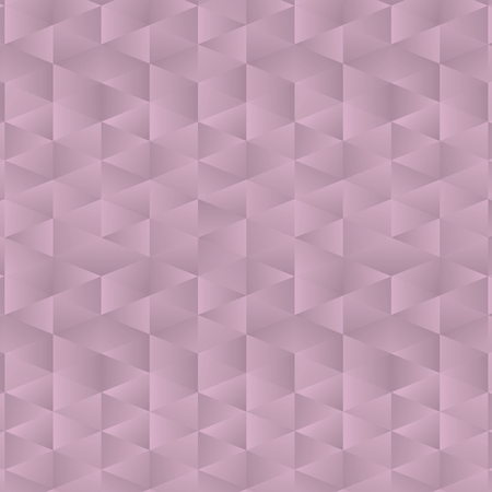 Background pink cold gradient pink triangles vector pattern corners geometric cute glass discreet. Illustration