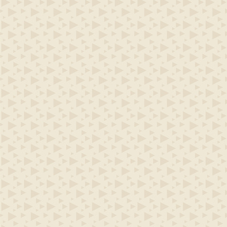 brown light coffee delicate translucent pastel color calm restrained background pattern seamless vector with triangles surface texture Illustration