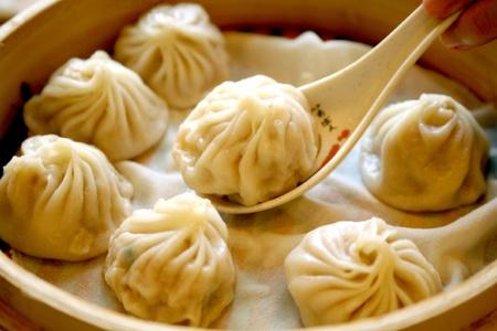 Delicious dumplings photo