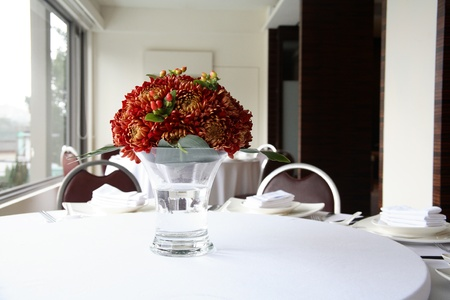 Using a variety of materials, or directly on the table decoration plate Stock Photo - 9335506