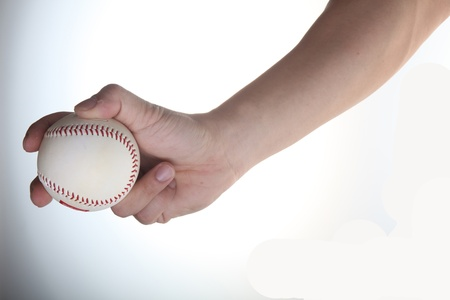 Position to make pitch baseball photo