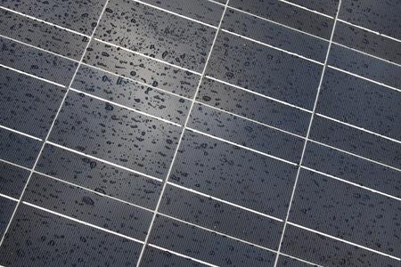 New technology of solar panels photo