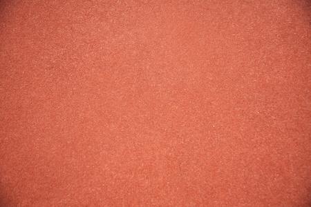 赤いトラックの滑走路の風景 写真素材