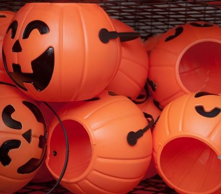 Trick or treat Halloween toys photo