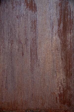 corrugated iron: weathered iron pattern and background