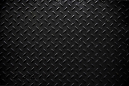 metal working: Seamless steel diamond plate vector Stock Photo