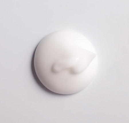 Maintenance cosmeticsshapes of Body lotion concept