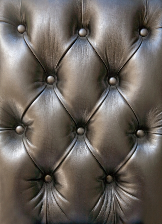 black genuine leather upholsterysilver genuine leather background photo