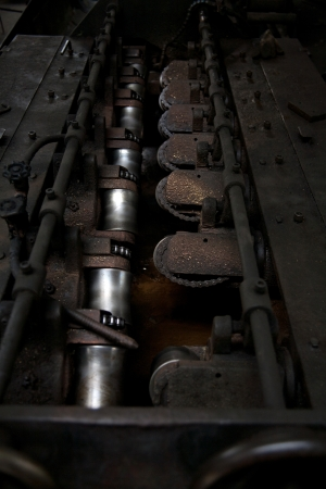 Heavy industry factory machine material photo