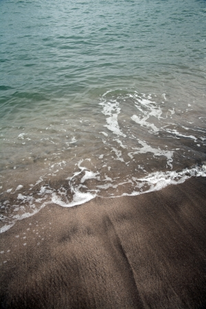 turbidity: Turbidity waters in the summer after the typhoon