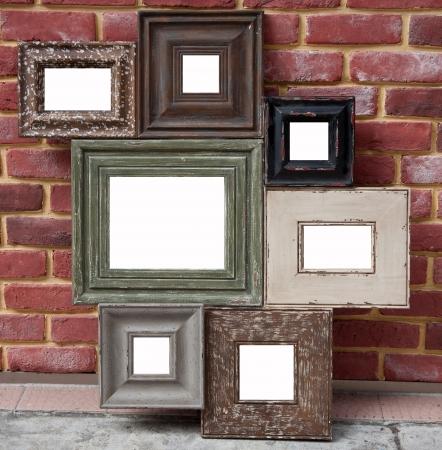 retro wood photo framepicture frames photo