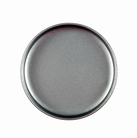 Round aluminum metal cover photo