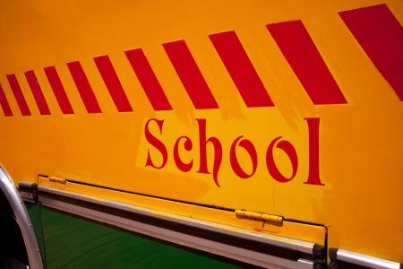 school bus logo photo