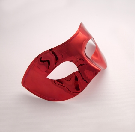 red eye mask red eye party mask Stock Photo - 17341069