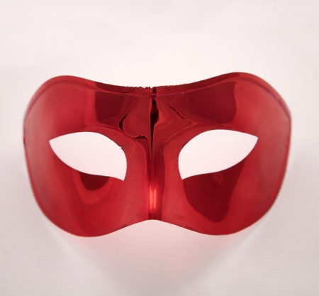 red eye mask red eye party mask Stock Photo - 17341003