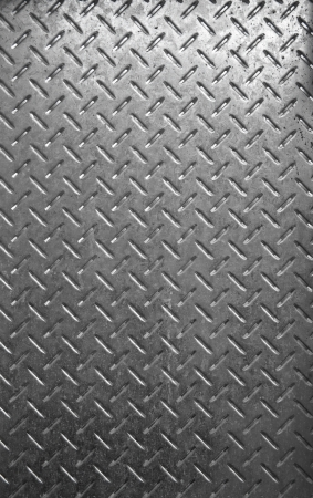 steel diamond plate texture photo