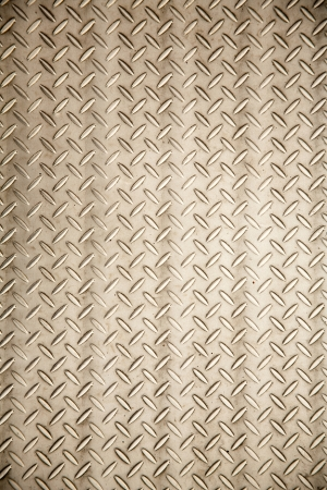 Seamless steel diamond plate texture Stock Photo - 17343339