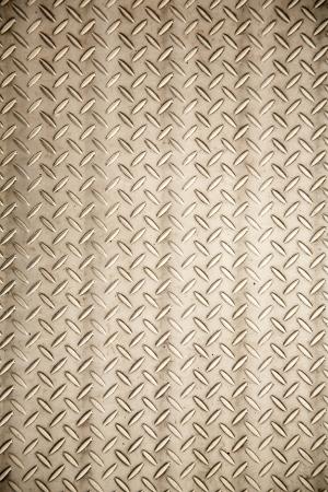 Seamless steel diamond plate texture Stock Photo - 17343339