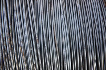 iron steel  photo