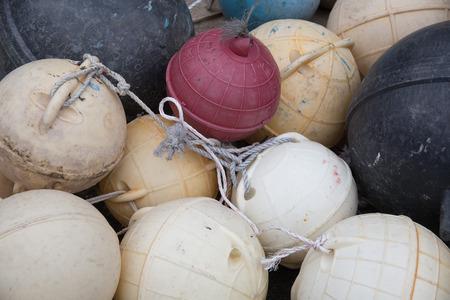 buoys: Marine buoys float Marine buoys