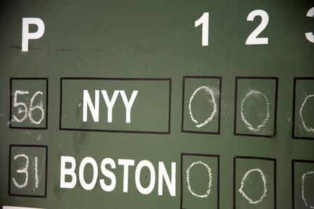baseball wall green wall photo